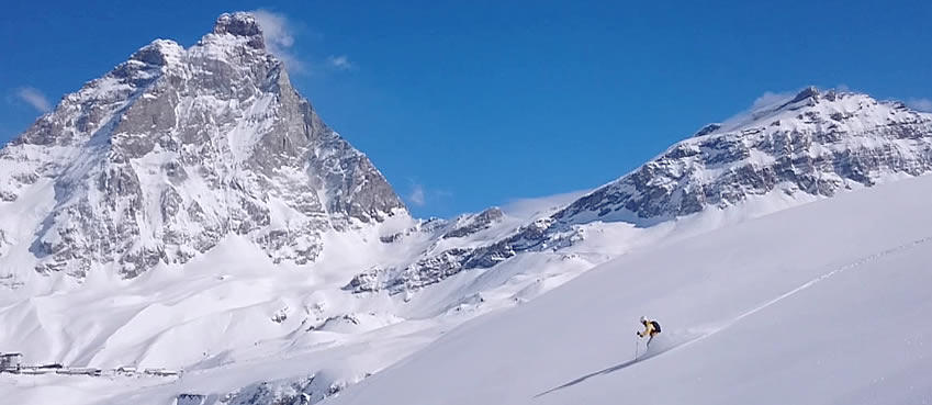 Off-piste ski touring, Alps