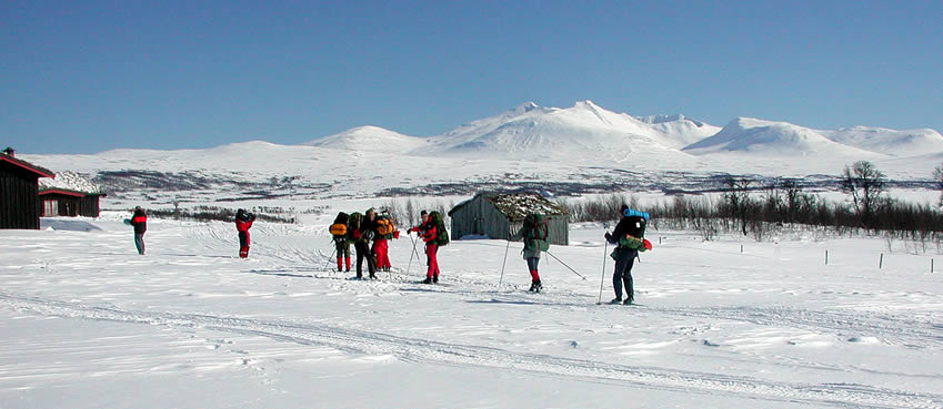 Nordic ski touring, Norway
